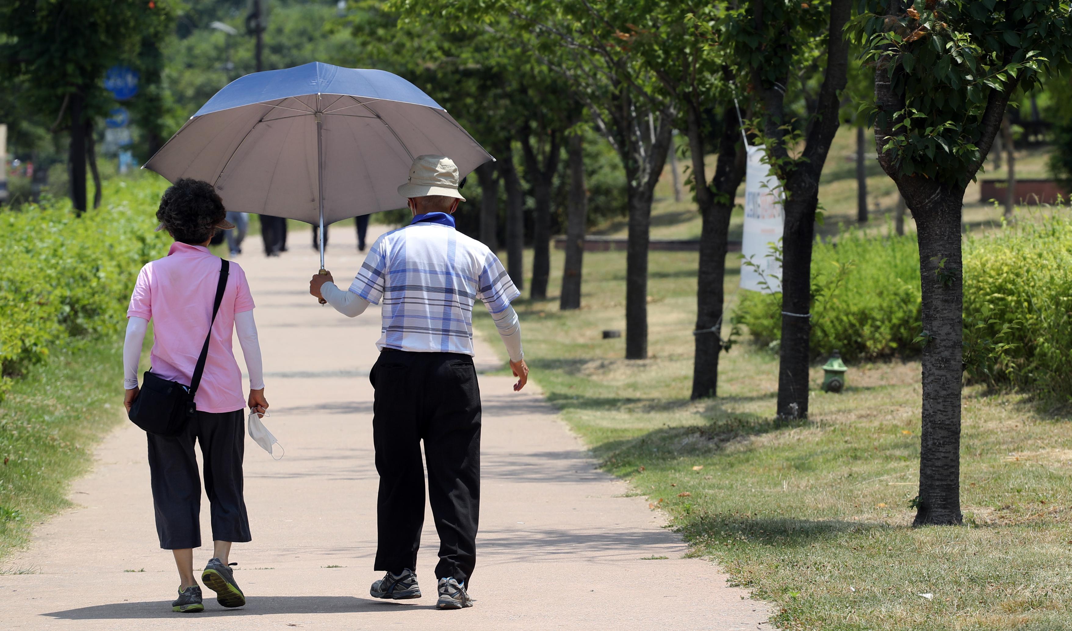 Suhu Udara Korsel Juni 2020 Catat Rekor Terpanas Sejak 1973
