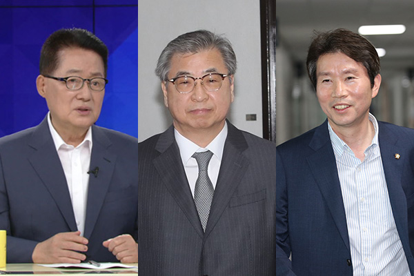 文在寅提名徐薰为安保室长、朴智元和李仁荣分任国情院长和统一部长官