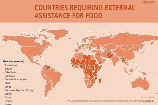 FAO Kembali Tetapkan Korut sebagai Negara yang Membutuhkan Bantuan Pangan