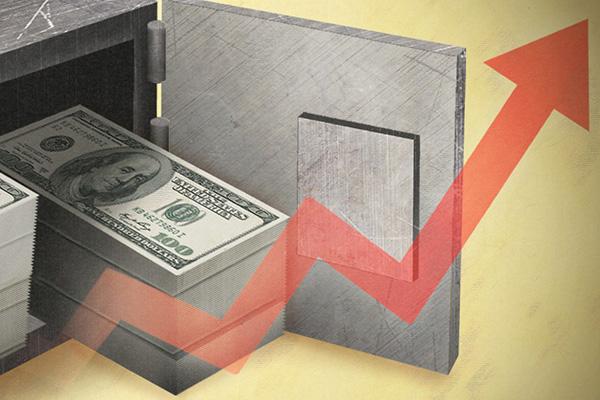 Corea aumenta la reserva de divisas por tercer mes consecutivo