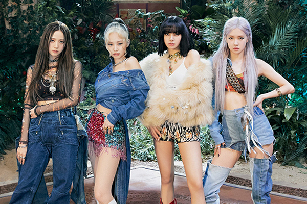 블랙핑크 신곡, 영국 오피셜 차트 20위…국내 걸그룹 최고기록