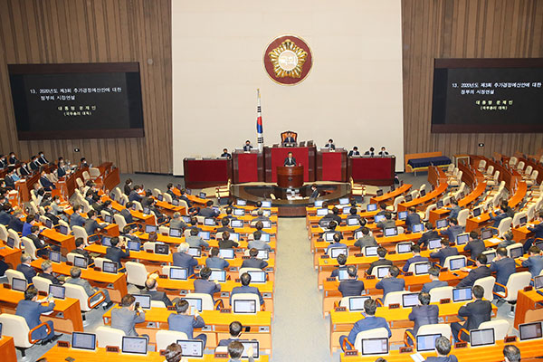 National Assembly Convenes July Extraordinary Session