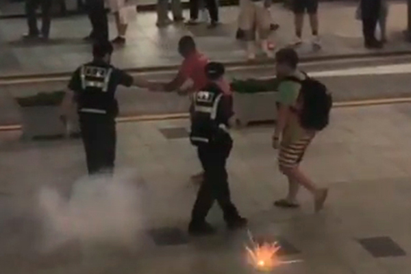 US Soldiers Accused of 'Firework Rampage' at Haeundae Beach