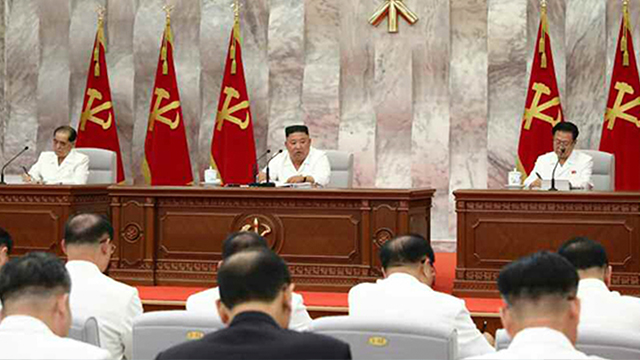 N. Korea Calls for Carrying out Leader's Order for 'Maximum Alert' against COVID-19