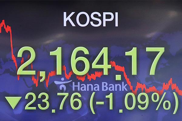 Bourse : un mardi dans le dur