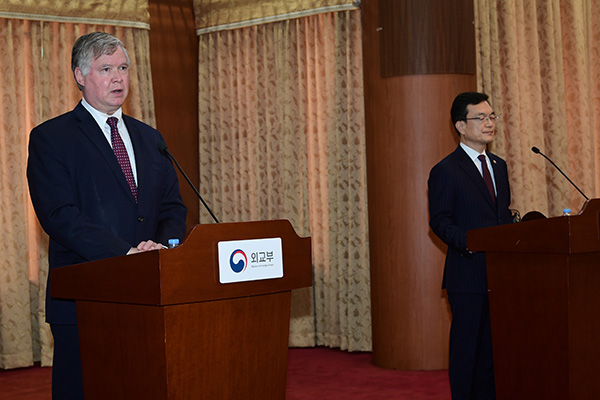 """Tổng thống Moon Jae-in chủ trương """"Nền kinh tế hòa bình"""""""