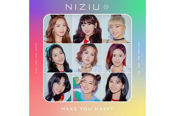 JYP 걸그룹 니쥬, 일본서 인기몰이…오리콘 주간 앨범합산 1위