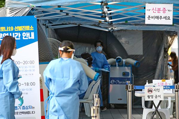 عدد الإصابات الجديدة بكورونا يعود إلى مستوى 60 حالة