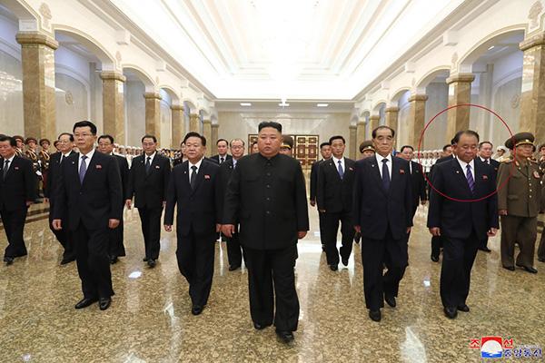 북한 전략무기 개발로 '승승장구' 리병철…'서열 5위' 위상 뽐내