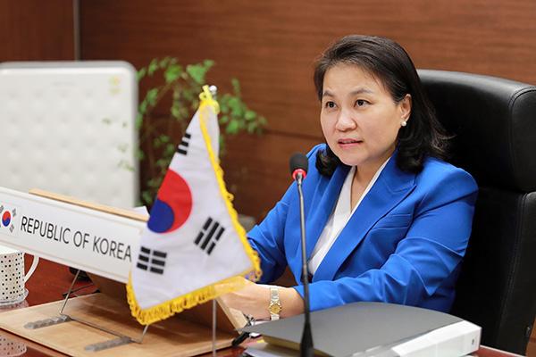 انطلاق المفاوضات لتوقيع اتفاقية للتجارة الحرة بين كوريا وكمبوديا