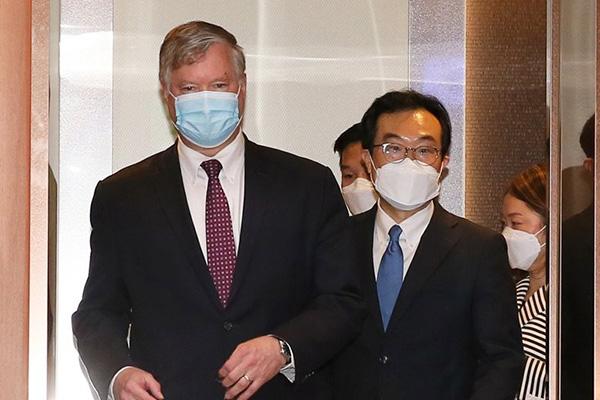 Wakil Menlu AS Lakukan Kunjungan ke Cheongwadae pada Hari Kamis