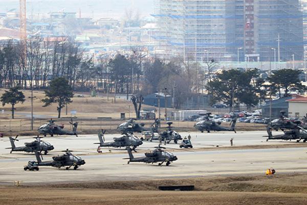 Bộ Quốc phòng Mỹ khẳng định đang hợp tác chặt chẽ với Hàn Quốc tổ chức tập trận quân sự chung
