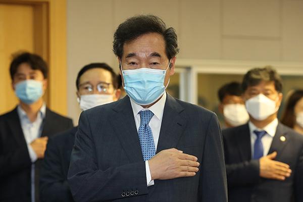 Бывший глава правительства РК Ли Нак Ён пользуется поддержкой народа
