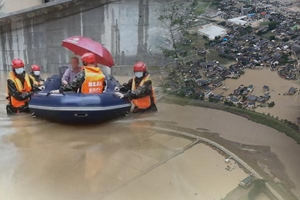 文大統領 豪雨被害で安倍首相にお見舞いのメッセージ