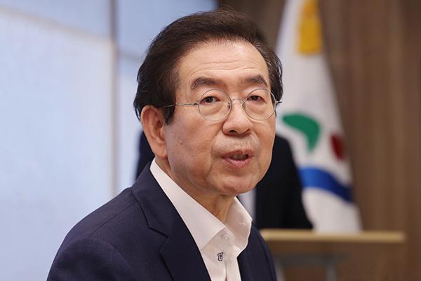 Мэр Сеула Пак Вон Сун обнаружен мёртвым