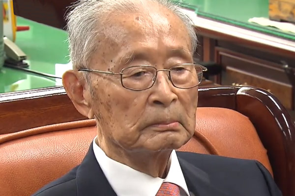 Korean War Hero Paik Sun-yup Dies Aged 100