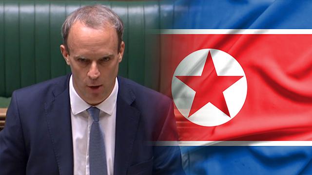 Nordkorea droht Großbritannien wegen Sanktionen