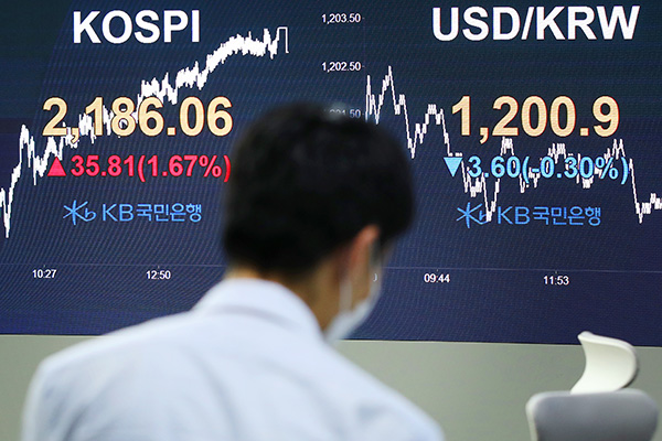 Börse in Seoul kann zum Wochenstart zulegen