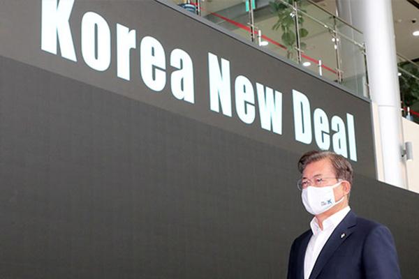 Hàn Quốc thành lập Ủy ban xúc tiến Chính sách kinh tế mới