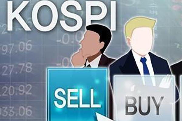 استمرار بيع الأجانب للأسهم الكورية للشهر الخامس على التوالي