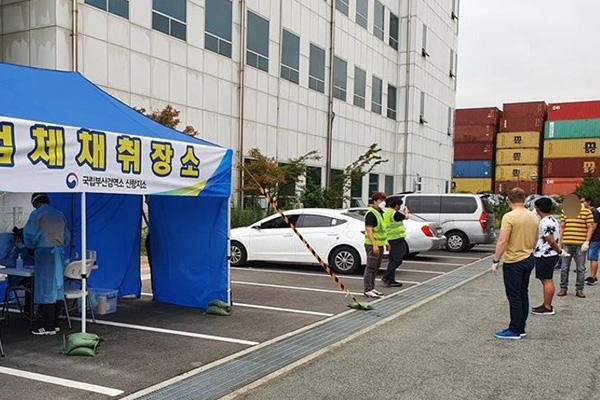 韩新冠病毒境外输入病例激增 所有外国船员须进行14天隔离