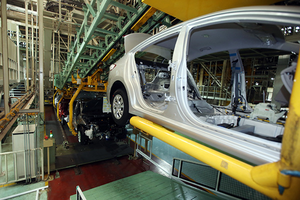 Automobile : le COVID-19 a plombé la production et les exportations au 1er semestre