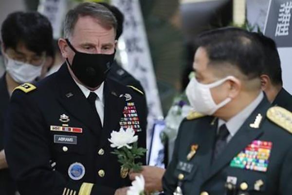 В Госдепартаменте США выразили соболезнования в связи со смертью генерала Пэк Сон Опа