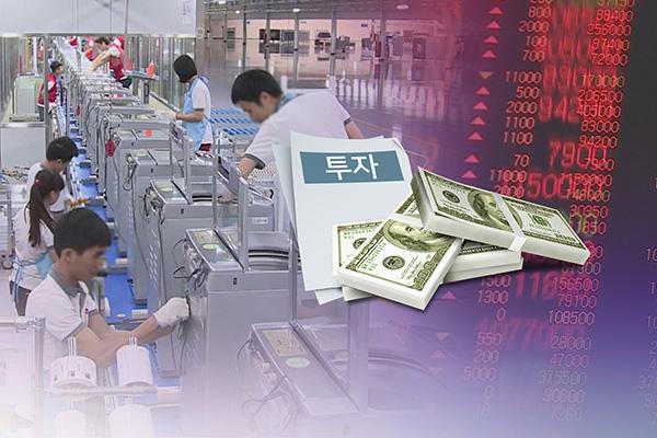 Direktinvestitionen von Ausländern im ersten Halbjahr um 22 Prozent geschrumpft