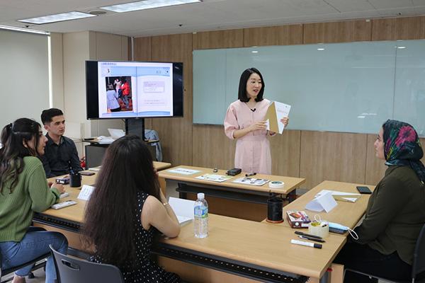 Quỹ Trung tâm Hàn ngữ Sejong ra mắt ứng dụng học tiếng Hàn thương mại