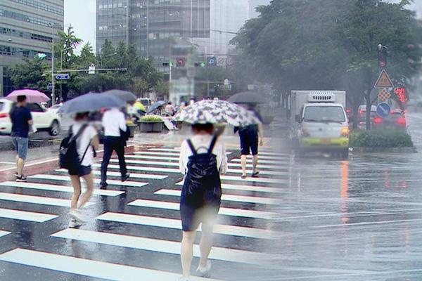 Sábado con lluvias