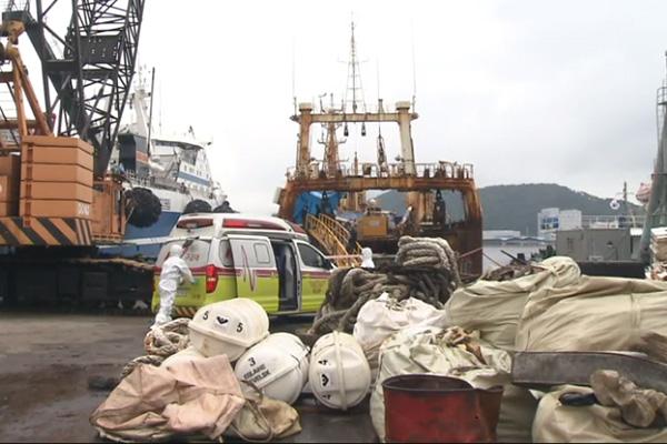 러시아 선원 3명 또 확진…항만노동자 20여 명 하역 작업