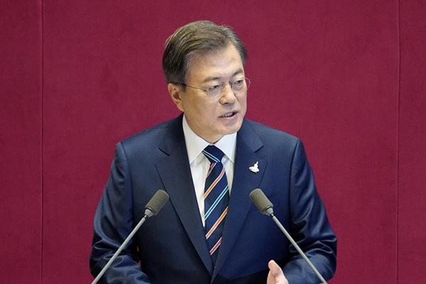 Gallup Korea: Рейтинг президента РК Мун Чжэ Ина понизился