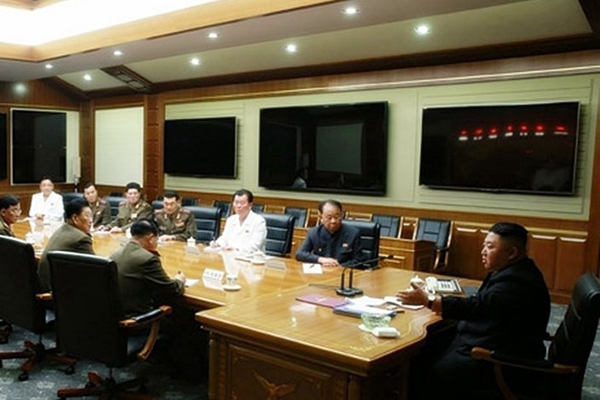 Pyongyang cherche à renforcer sa « force de dissuasion de la guerre »