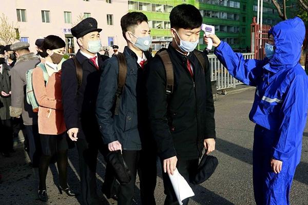 WHO: Bisher 1.100 Menschen in Nordkorea auf Covid-19 getestet – alle mit negativem Ergebnis