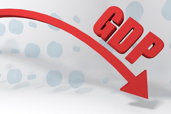 Во втором квартале рост ВВП РК составил минус 3,33%