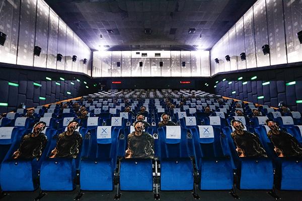 韓国映画産業売り上げ1兆ウォン切る 前年比63%減