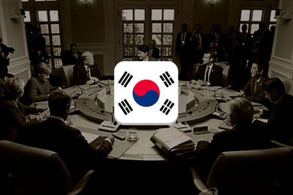 Le Royaume-Uni invite la Corée du Sud au G7 en 2021