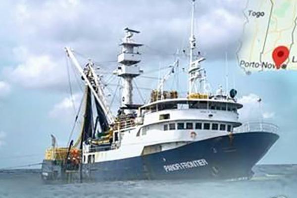 الإفراج عن خمسة كوريين بعد اختطافهم بواسطة قراصنة قبالة بنين