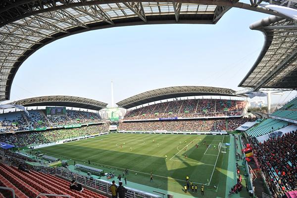 Hàn Quốc mở bán trực tuyến vé theo dõi các trận bóng đá chuyên nghiệp