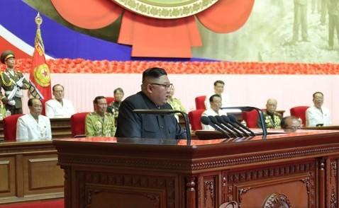 金正恩:将通过自卫性核遏制力保障安全 这片土地上不会再有战争
