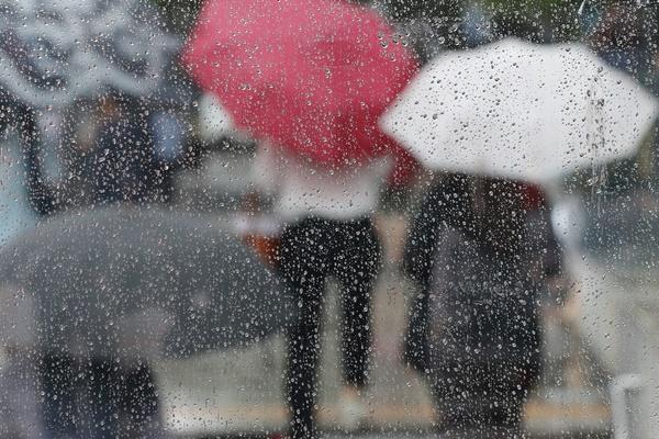 Lluvia en zona sur hasta la mañana del viernes