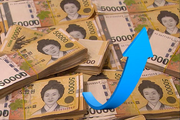 韩消费心理连续3个月上升