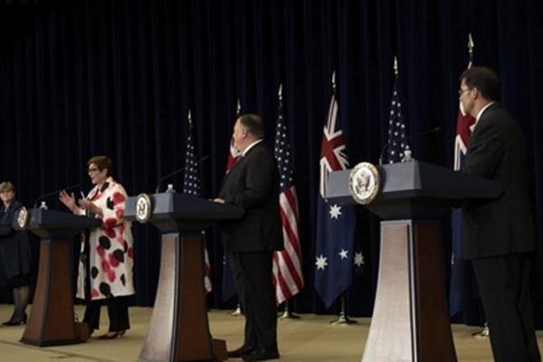 أستراليا والولايات المتحدة تؤكدان دعمهما للحوار النووي مع كوريا الشمالية