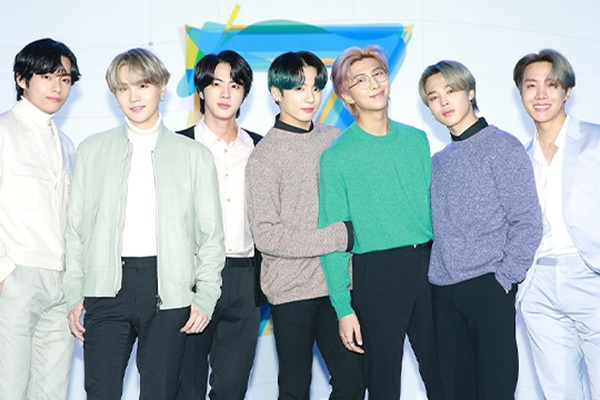 BTS、米音楽専門チャンネル授賞式の3部門にノミネート