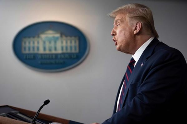 ترامب يقترح تأجيل الانتخابات الرئاسية في تغريدة على تويتر