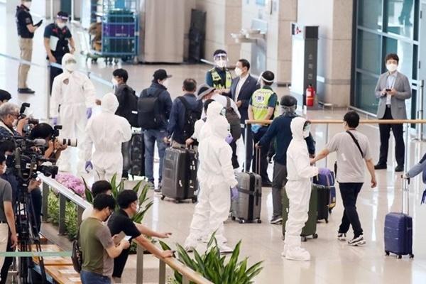 Südkorea meldet 36 neue Covid-19-Fälle