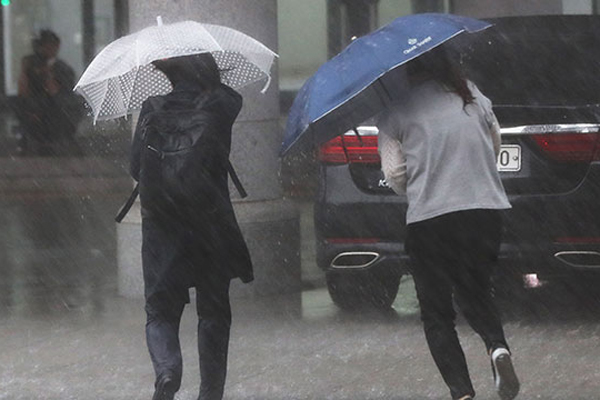 Heavy Rain Advisory Issued in Seoul