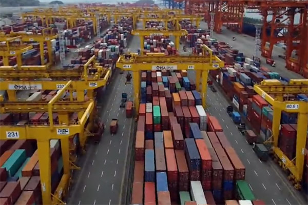 S. Korea's Exports Fall 24% in First 10 Days of August