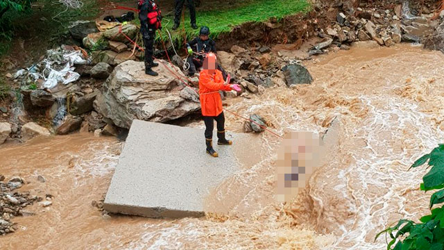 Rain-related Losses Mount