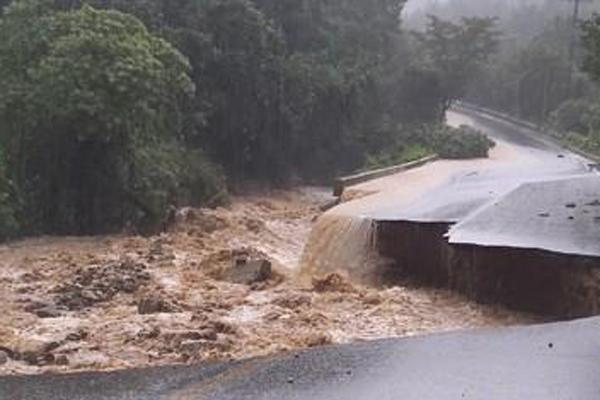 저수지 둑 터지고 철도·도로 마비…물폭탄 맞은 중부지방